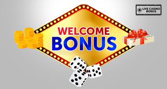 Welcome Live Casino Bonus